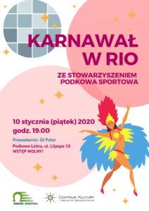 Read more about the article Karnawał w Rio. Potańcówka