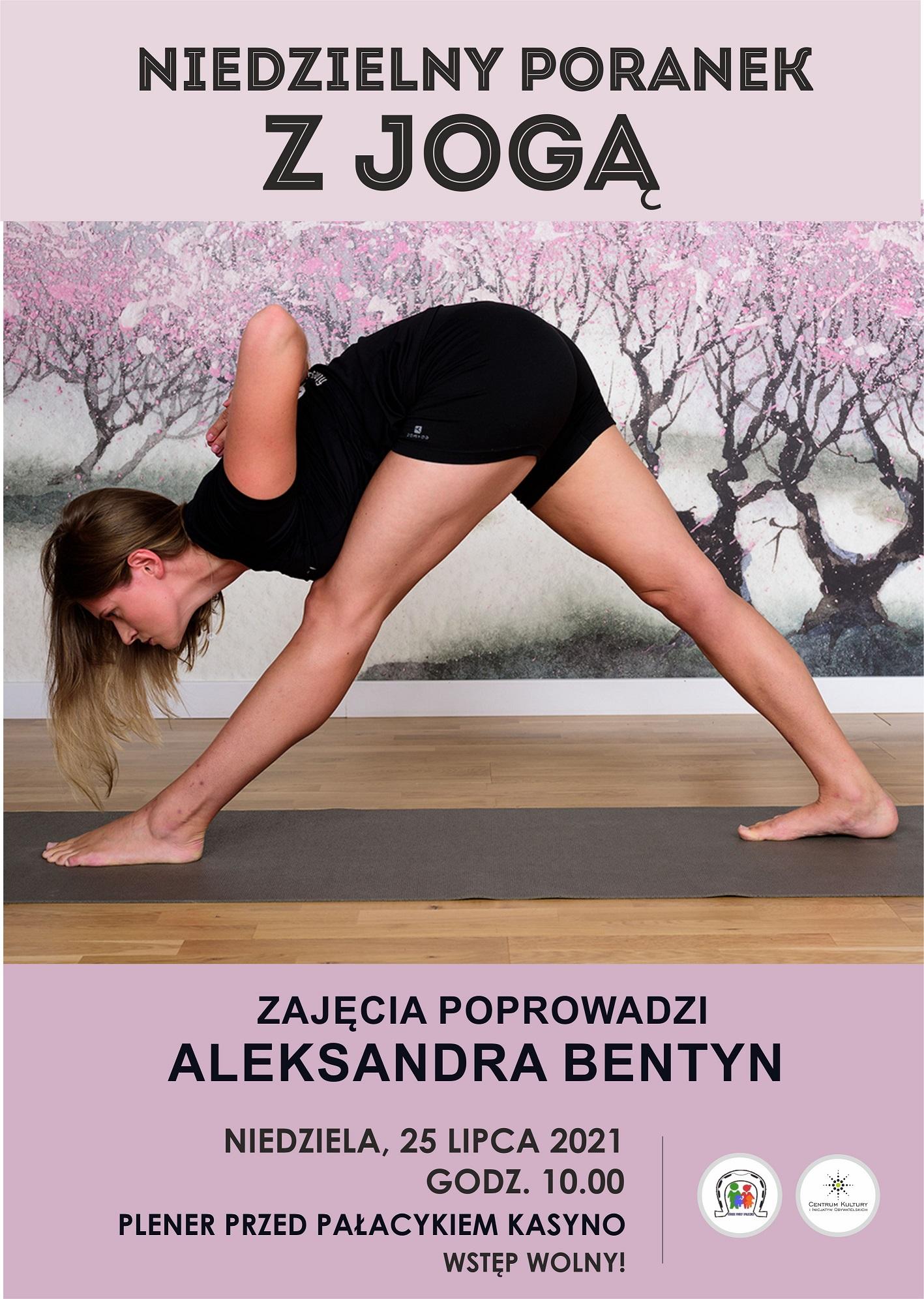 You are currently viewing Niedzielny poranek z jogą