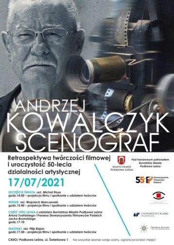 Retrospektywa na 50-lecie działalności artystycznej Andrzeja Kowalczyka