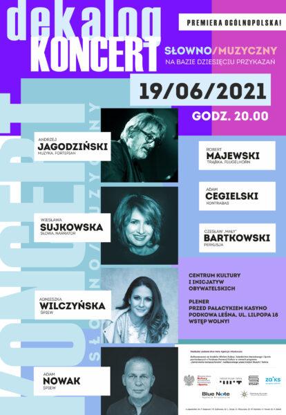 Read more about the article DEKALOG – koncert słowno – muzyczny