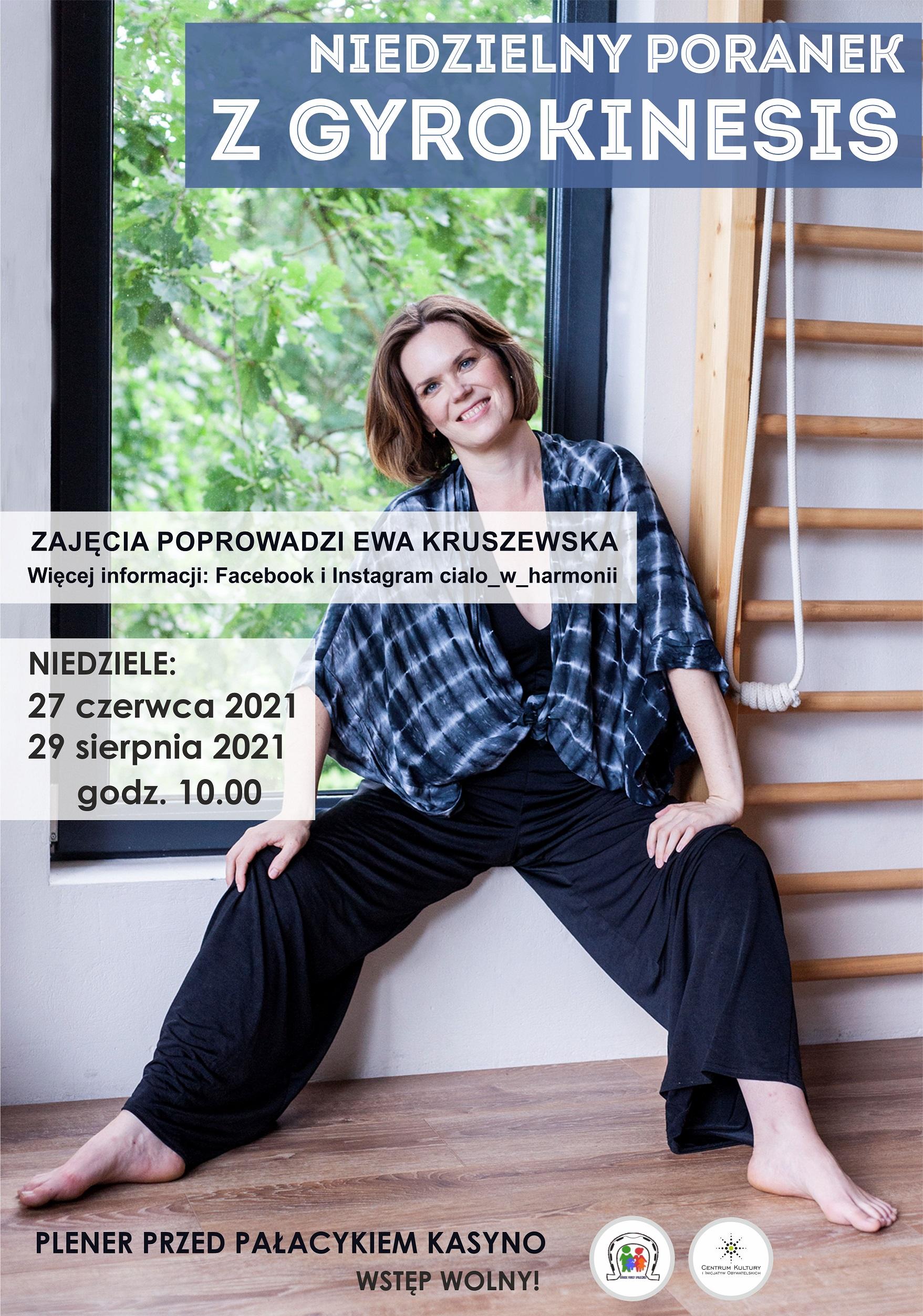You are currently viewing Niedzielny poranek z gyrokinesis