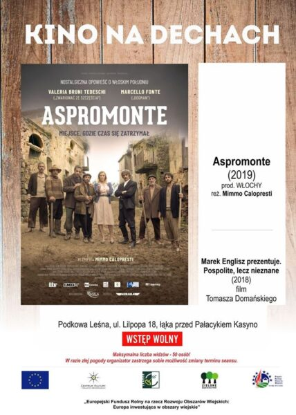 Read more about the article KINO NA DECHACH: Aspromonte