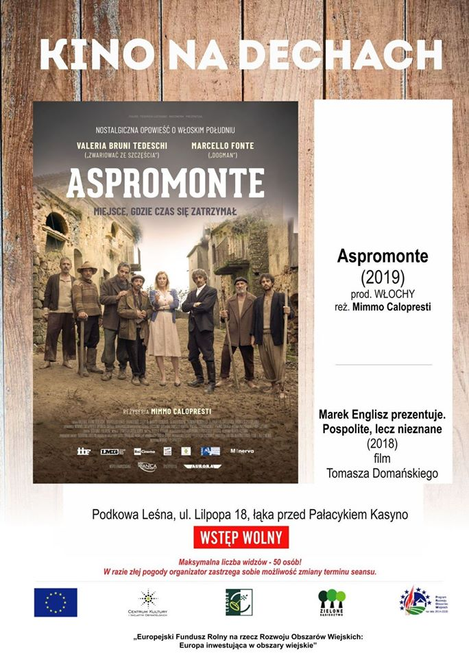 You are currently viewing KINO NA DECHACH: Aspromonte