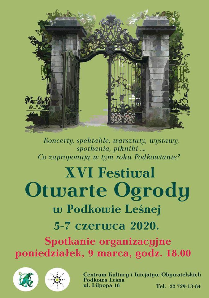 You are currently viewing Spotkanie z Ogrodowiczami przed XVI edycją FOO