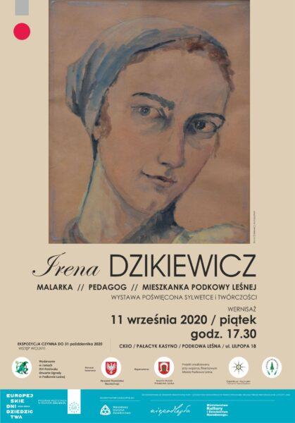 Read more about the article Wystawa poświęcona sylwetce i twórczości Ireny Dzikiewicz