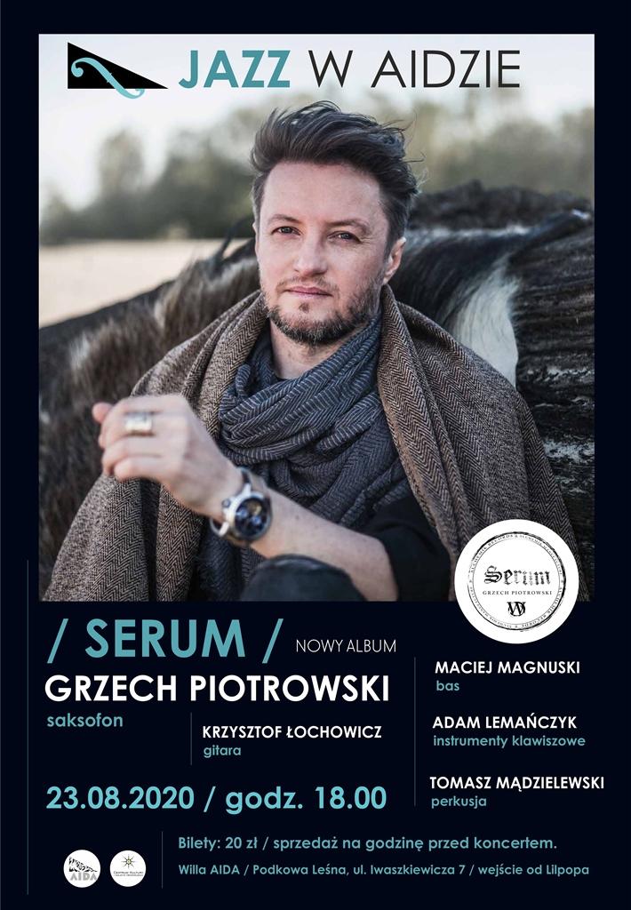 You are currently viewing JAZZ W AIDZIE: Grzech Piotrowski Quintet