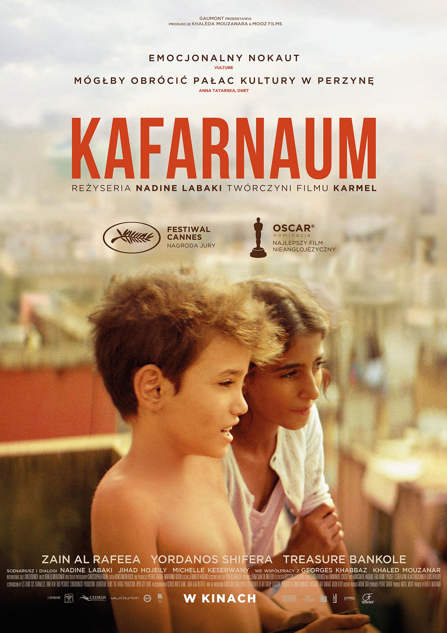 "You are currently viewing KINO NA DECHACH: ""Kafarnaum"""