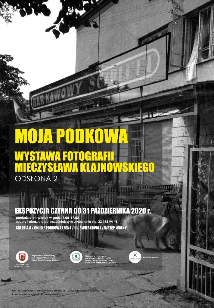 You are currently viewing Moja Podkowa – wystawa fotografii Mieczysława Klajnowskiego