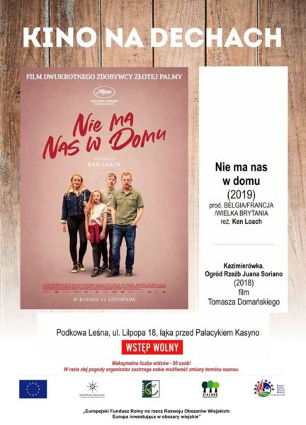 Read more about the article KINO NA DECHACH: Nie ma nas w domu
