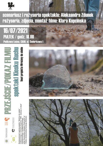 """Read more about the article """"Przejście"""" – projekcja filmowa"""