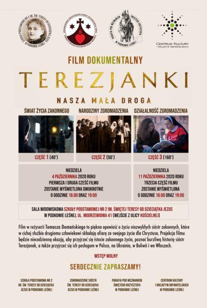 "Read more about the article Pokaz filmu ""Terezjanki"""