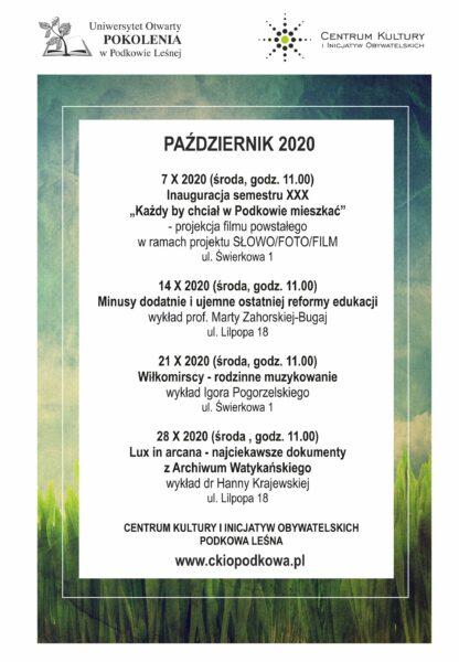 Read more about the article Uniwersytet Otwarty POKOLENIA: Wiłkomirscy – rodzinne muzykowanie