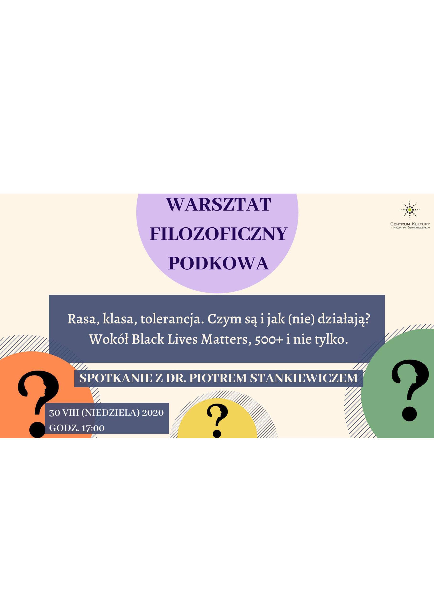 You are currently viewing WFP: Rasa, klasa, tolerancja