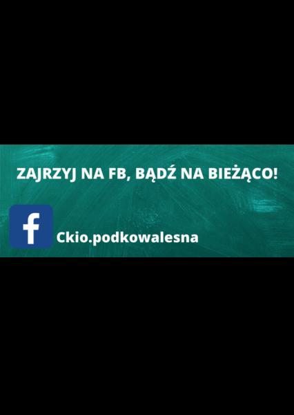 Read more about the article Zajrzyj na nasz profil na Facebooku