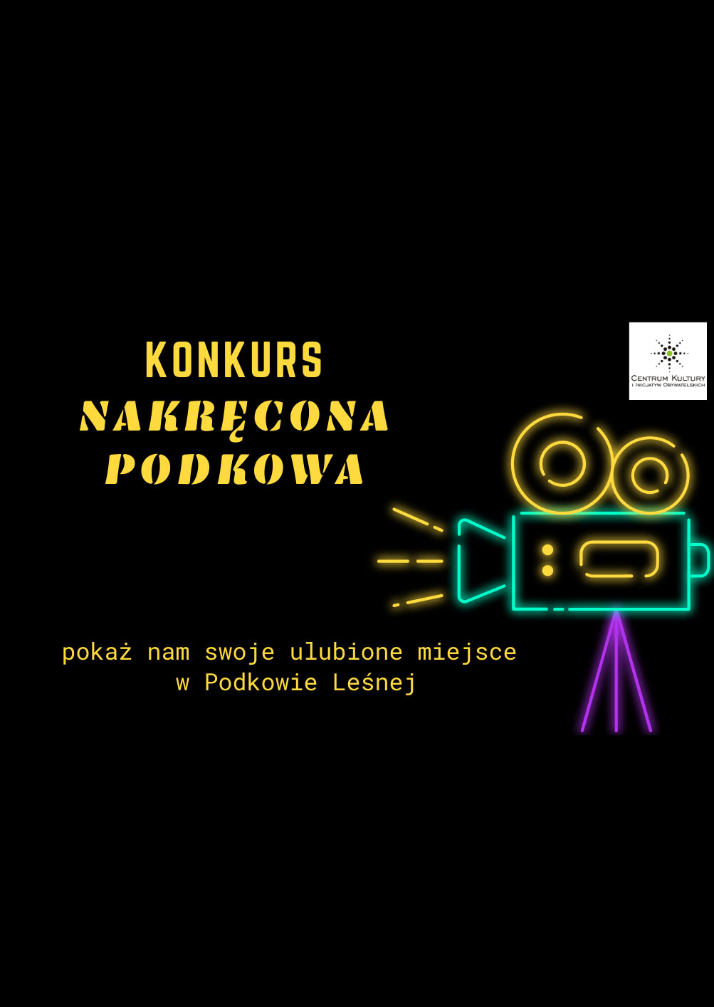 "You are currently viewing Konkurs filmowy ""Nakręcona Podkowa"""