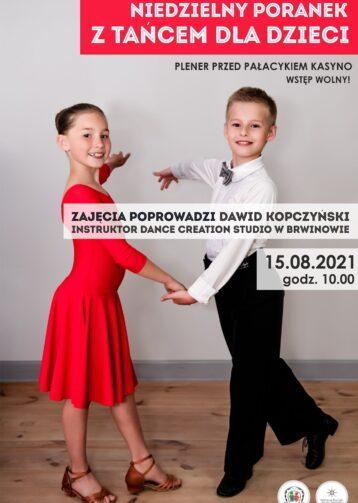 Niedzielny Poranek z tańcem dla dzieci