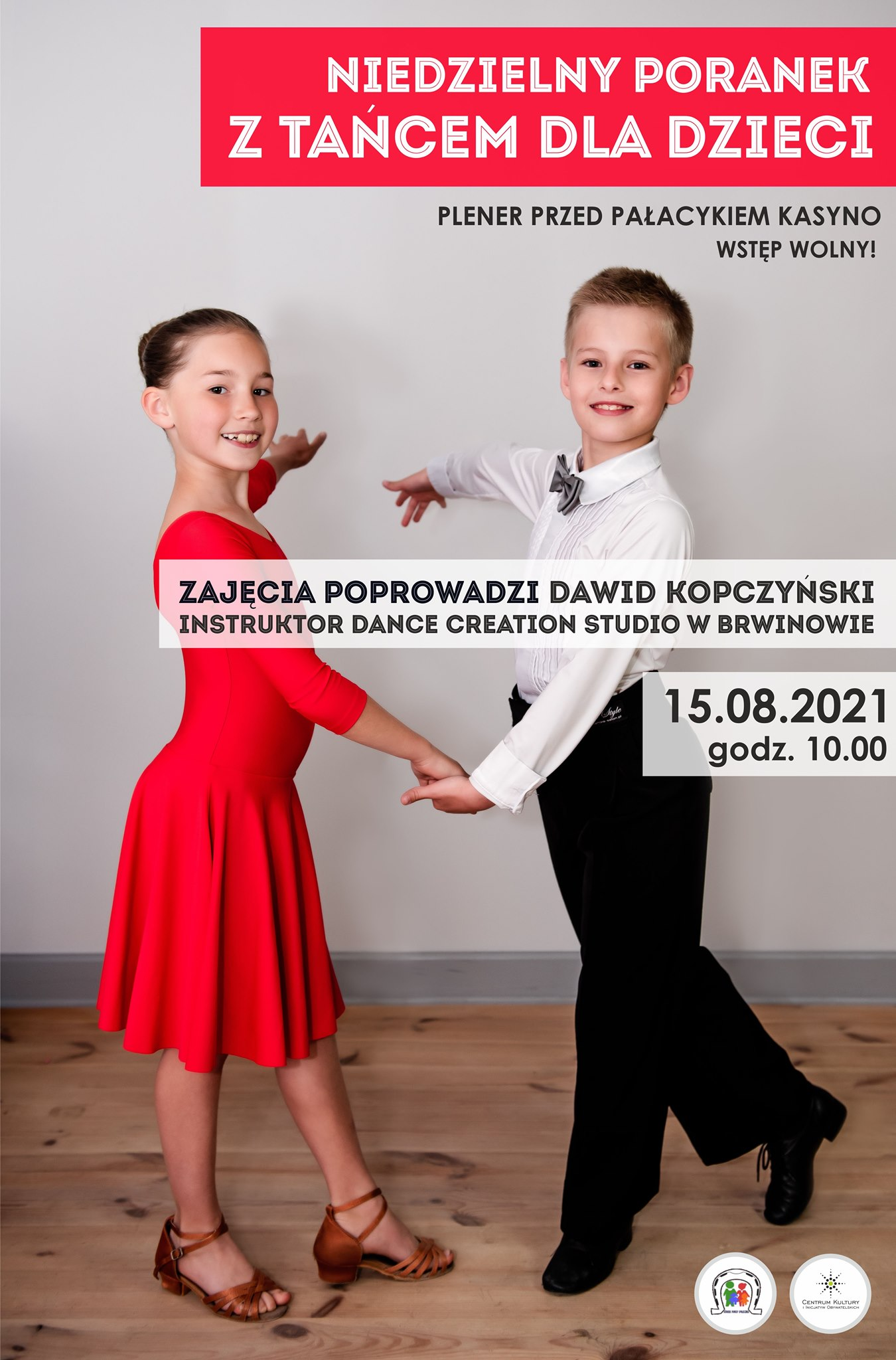 You are currently viewing Niedzielny Poranek z tańcem dla dzieci