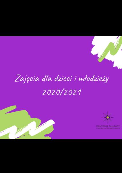 Read more about the article Zajęcia dla dzieci i młodzieży