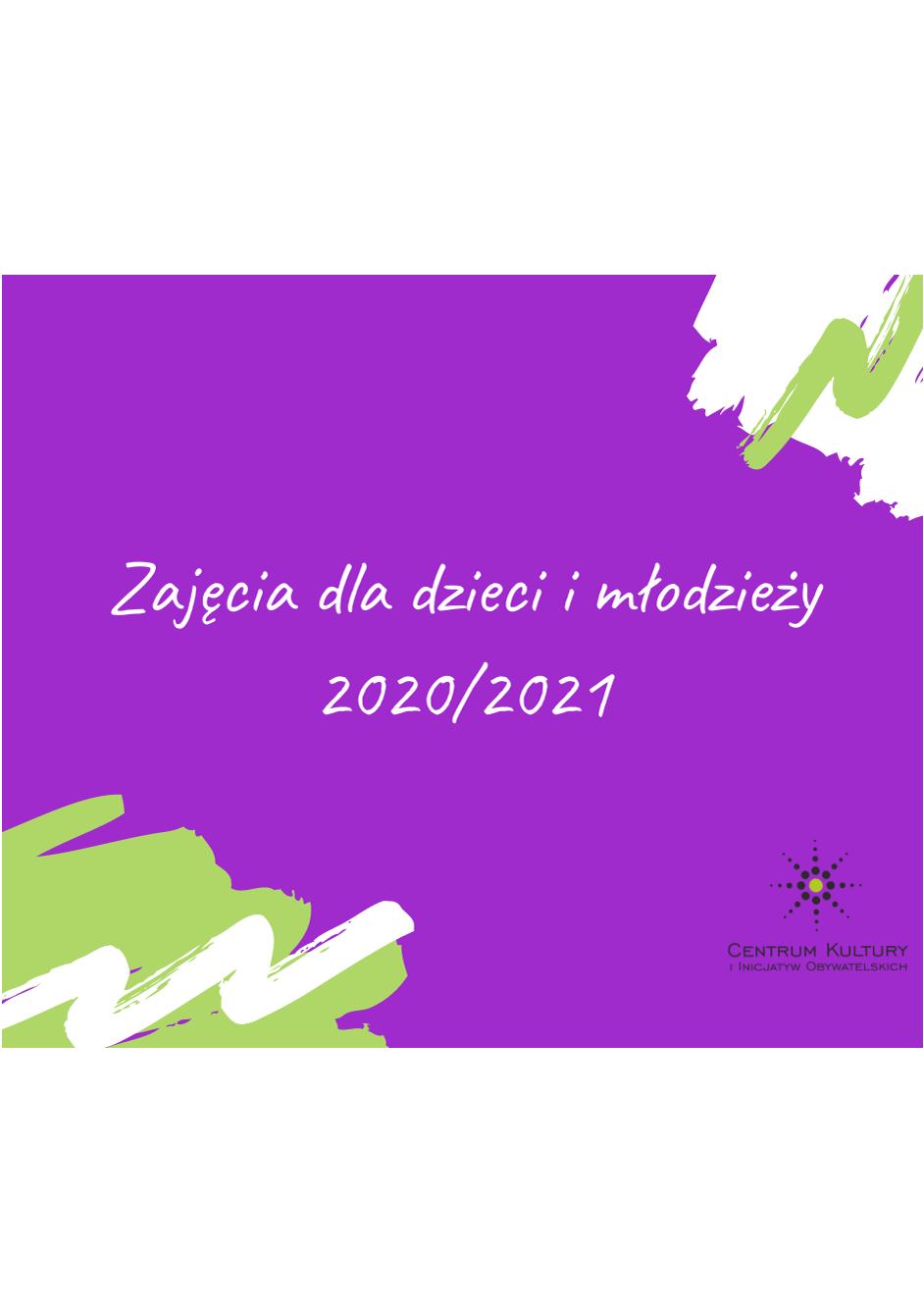 You are currently viewing Zajęcia dla dzieci i młodzieży