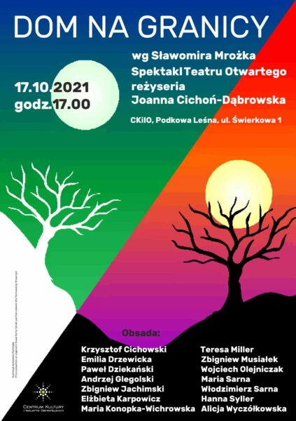 Read more about the article Dom na granicy – spektakl Teatru Otwartego