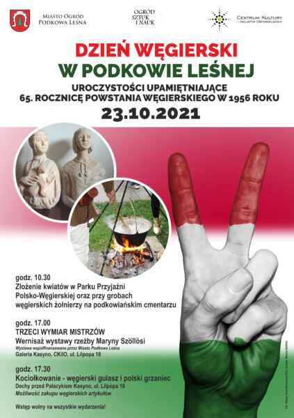 Read more about the article Dzień Węgierski w Podkowie Leśnej